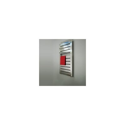 Vega Wall Mount Electric Dual Purpose Radiator Finish: Polished