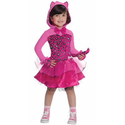 Barbie Kitty Kids Costume Size: Toddler (2 - 4)