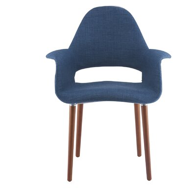 Umberger Armchair Upholstery: Blue