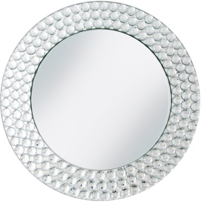"Mirrored 13"" Charger (Set of 2)"