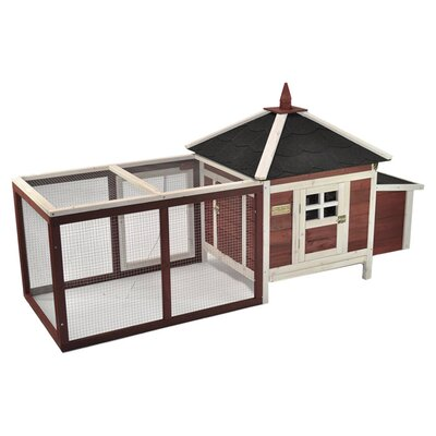 The Prairie Home Chicken Coop