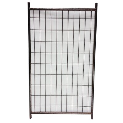 35 H x 2 W x 1 D Pet Gazebo Replacement Side Panel