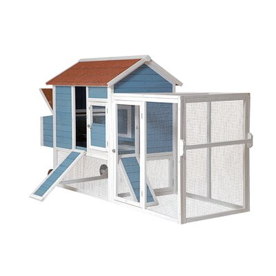 Barclay The Tractor Chicken Coop