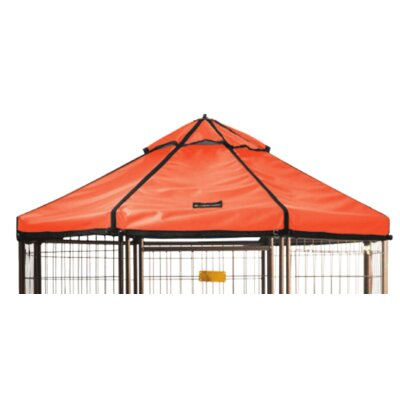 Select Medium Pet Gazebo Cover Color: Desert Sunset