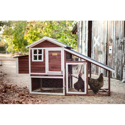 The Farm House Chicken Coop