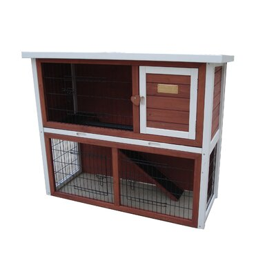 The Loft Rabbit Hutch
