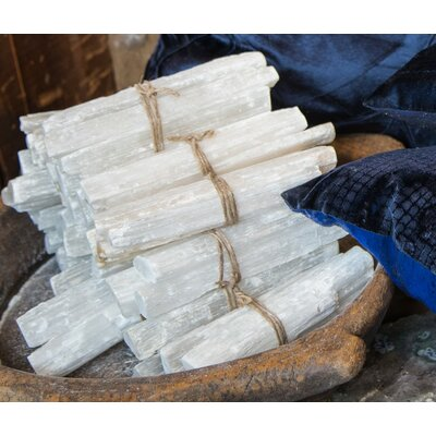 Minerals Selenite Bundle Sculpture