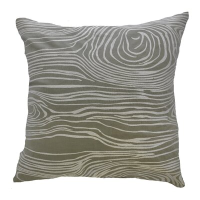 AV Home Throw Pillow Color: Dark Grey