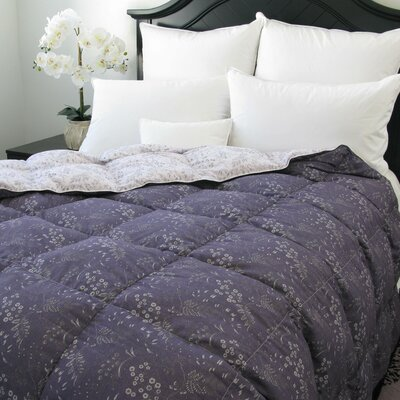 Jolie Midweight Down Comforter Size: Twin