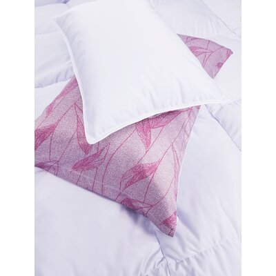 Oberg Pillow Case Size: King