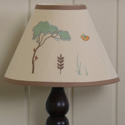 7 Polyester / Cotton Empire Lamp Shade