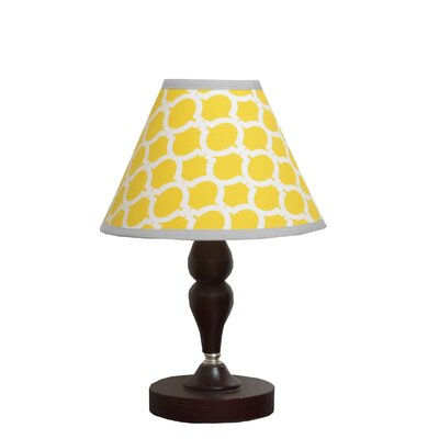 Chevron Baby Nursery 10 Empire Lamp Shade Color: Yellow