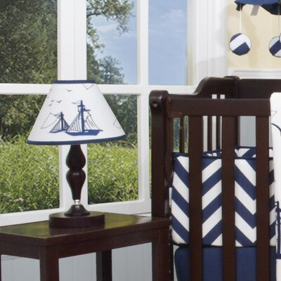 Explorer Nautical Baby Nursery 10 Empire Lamp Shade