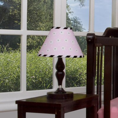 New Butterfly Baby Nursery 10 Empire Lamp Shade Color: Pink