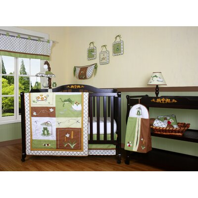 GEENNY Boutique New Froggy Froggie 12 Piece Crib Bedding Set at Sears.com