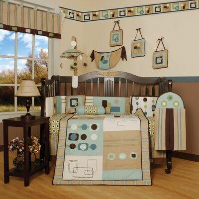 Boutique Baby Artist 13 Piece Crib Bedding Set CRIB-CF-2037