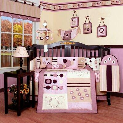 Boutique Baby Artist 13 Piece Crib Bedding Set CRIB-CF-2038