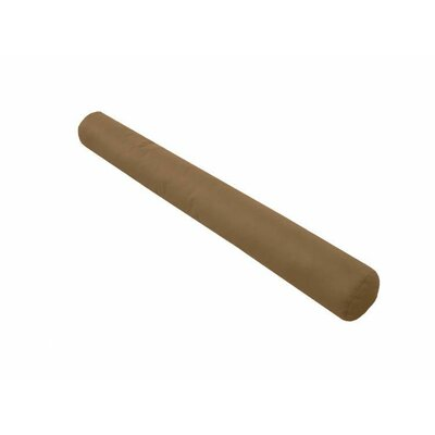 Tube Pillow Color: Walnut