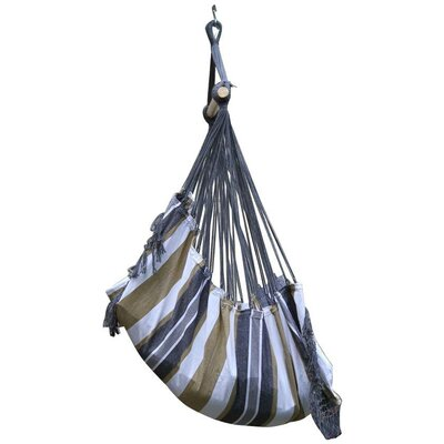 Cohen Cotton Chair Hammock Color: Desert Moon