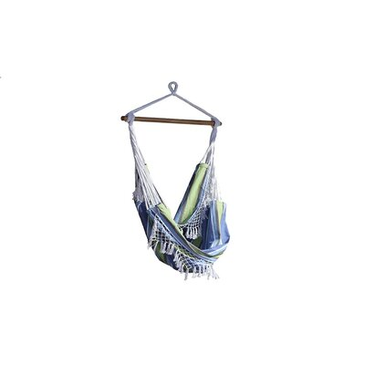 Cohen Cotton Chair Hammock Color: Oasis