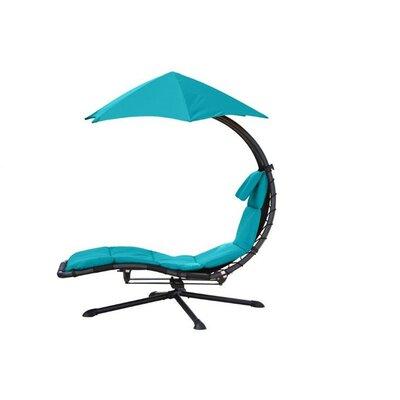 The Original Dream 360� Chair Hammock Color: True Turquoise