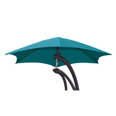 4 The Original Dream Cantilever Umbrella Color: True Turquoise