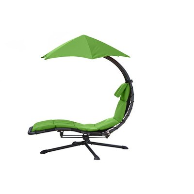 The Original Dream 360� Chair Hammock Color: Green Apple