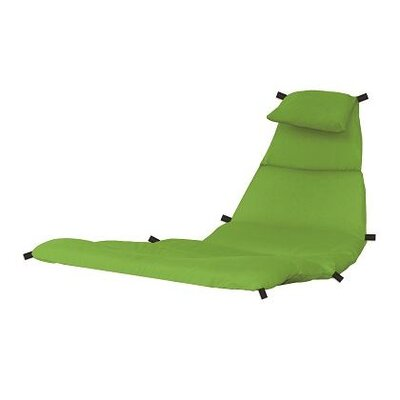 The Original Dream Lounge Chair Cushion Fabric: Green Apple