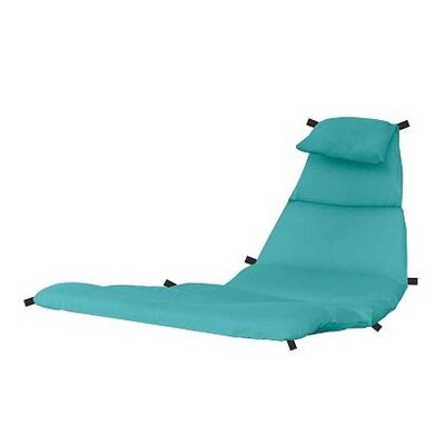 The Original Dream Lounge Chair Cushion Fabric: True Turquoise