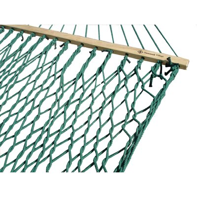 Cotton Rope Double Hammock