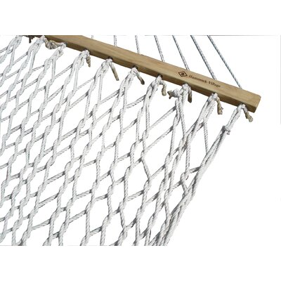 Cotton Rope Two Person Tree Hammock Color: Natural