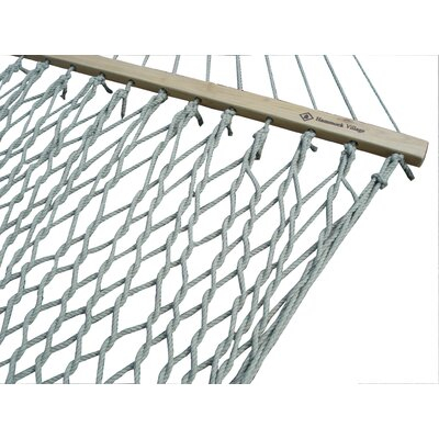 Vivere Hammocks Cotton Rope Double Hammock - Color: Natural at Sears.com