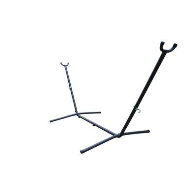 Powder Coated Steel Hammock Stand Finish: Oil Rubbed Bronze