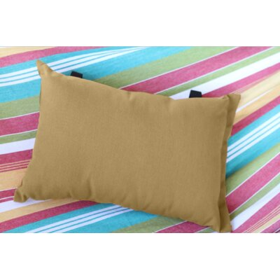 Throw Pillow Color: Sand Dune