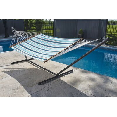 Sunbrella Hammock Color: Token Surfside