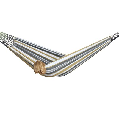 Brazilian Style Cotton Tree Hammock Size: Single