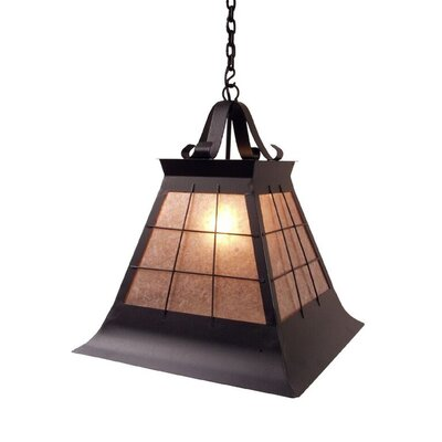 Top Ridge 1-Light Mini Pendant