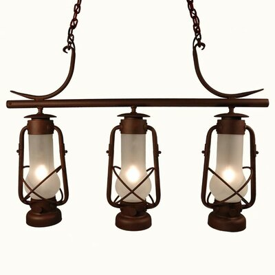 Decatur 3-Light Kitchen Island Pendant