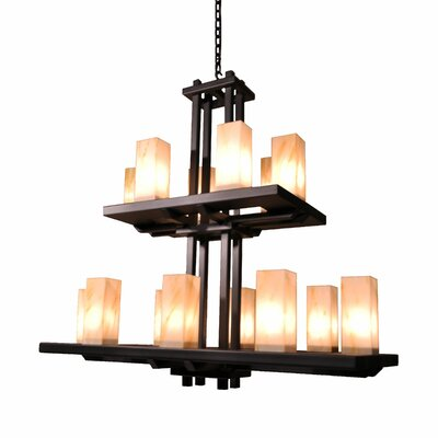 Bellingham 14-Light Candle-Style Chandelier