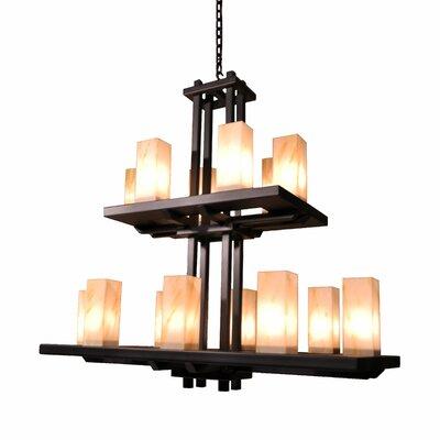 Bellingham 14-Light Candle-Style Chandelier