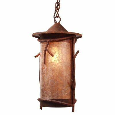 Pasadena Sticks 1-Light Mini Pendant