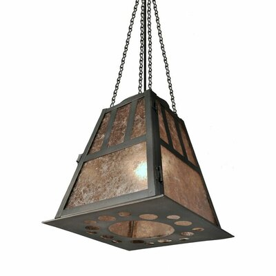 Monterey 1-Light Mini Pendant