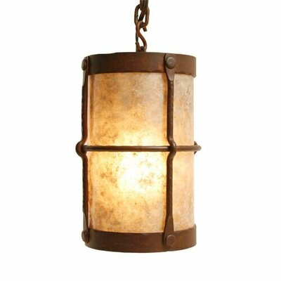 Ferron Forge 1-Light Mini Pendant