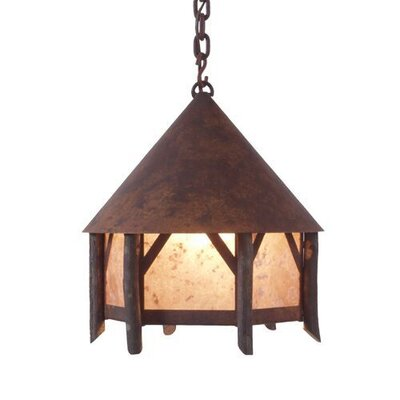 Campromise 1-Light Mini Pendant
