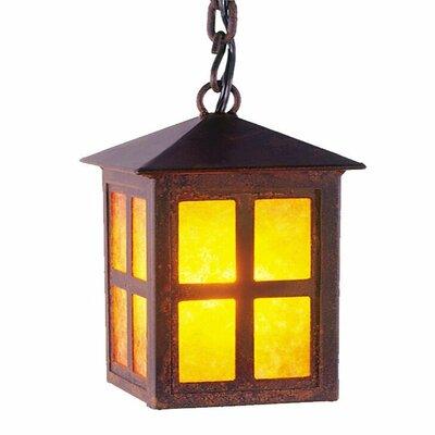 Old Faithful 1-Light Mini Pendant
