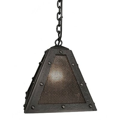 Timber Ridge Rogue River 1-Light Mini Pendant