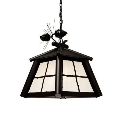 Saranac 1-Light Mini Pendant