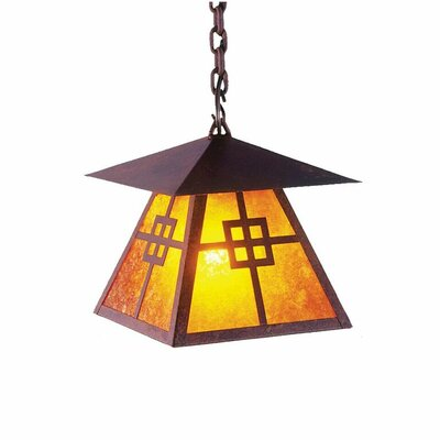 Prairie 1-Light Mini Pendant