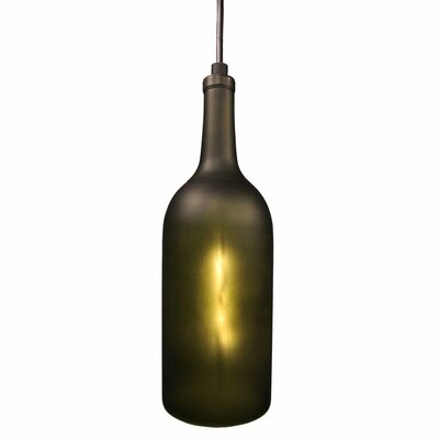 Pinot Noir 1-Light Mini Pendant