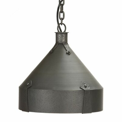 Trulli 1-Light Bowl Pendant